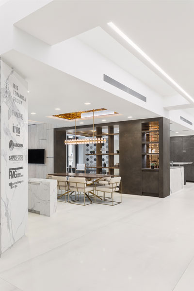 Iris Ceramica Group Showroom -  USA